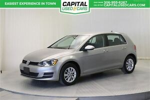 2015 Volkswagen Golf Trendline**BLUETOOTH**  **HEATED SEATS**  *
