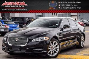2015 Jaguar XJ Premium Luxury AWD|Sunroof|Nav|Leather HTD/Vntd S