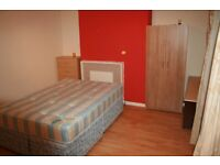 Modern Large Double Bedroom, Available Now!!