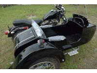 Side car for Motorcycle / Harley / Royal Enfield / vespa / Other