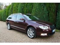 2010 Skoda Superb 2.0TDI 170 Elegance 4x4 Estate - Very High Spec - 1 Owner