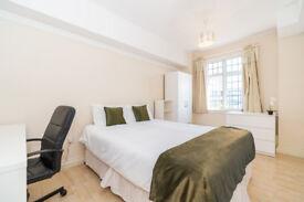 Double Room, Marylebone, Central London, Baker Street, Zone 1, Bills Included, gt5