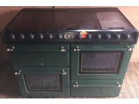 Refurbished belling cook centre 110wgr electric cooker-3 months guarantee!