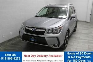 2014 Subaru Forester XT TOURING! 2.0 AWD! PARTIAL LEATHER! PANOR