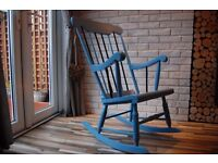 Rocking Chair........DRESSING TABLE, SIDEBOARD, DRAWERS,SHABBY CHIC, VINTAGE, RETRO (free delivery)