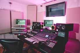 Fully Sound Proofed Recording/ Producing Music Studios