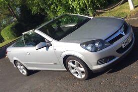 Vauxhall Astra Convertible 1.6 full mot