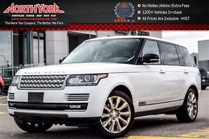 2014 Land Rover Range Rover Loaded SC|4x4|VisionAsst,ClimateComf