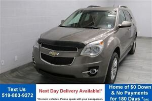 2011 Chevrolet Equinox LT AWD w/ ALLOYS! POWER PACKAGE! CRUISE C