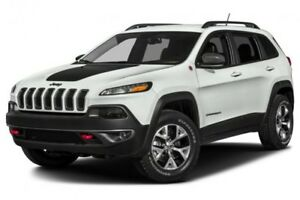 2018 Jeep Cherokee New Trailhawk