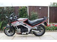 kawasaki gpz 500 motorcycle K reg 1992