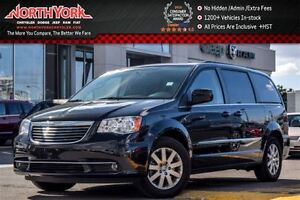 2016 Chrysler Town & Country Touring Backup Cam|Pwr Rear Doors|S