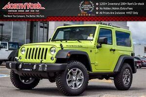 2016 Jeep Wrangler NEW Car|Rubicon Manual 4x4|Dual Tops/Power/Co