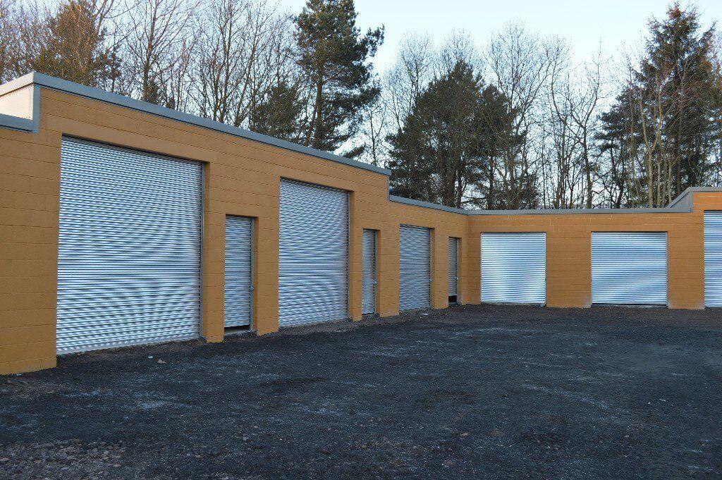 New Drive Up Self Storage Units Phase 4