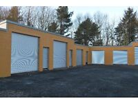 New Drive Up Self Storage Units Phase 4