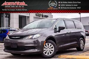 2017 Chrysler Pacifica NEW Car LX|RearBackUpCamera|DVD|KeySense|