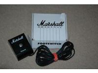 Marshall Amp Foot Switch