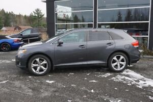 2012 Toyota Venza V6+AWD+CUIR+TOIT PANORAMIQUE!
