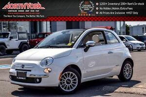 2016 Fiat 500C NEW Car Lounge Convertible Bluetooth Sat Radio HT