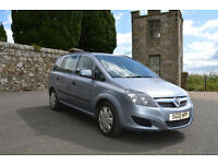 2010 Vauxhall Zafira 1.7CDTI – 7 seater, Ex Council, Cheapest 10 plate in Scotland!