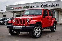 2015 Jeep WRANGLER UNLIMITED Sahara Dual Top Bluetooth Leather H