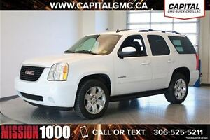 2012 GMC Yukon SLT *Leather-Quads-Sunroof-20 Inch Wheels*