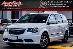 2015 Chrysler Town & Country S|Drvr Conv,Safetytec,RearEntertain