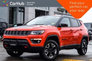 2018 Jeep Compass NEW CAR Trailhawk 4x4|Nav,Security,Adv.Safety,