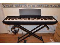 Yamaha P115 digital electric piano
