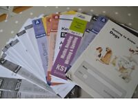 KS1 SATS past papers/books bundle (brand new & some partly used)