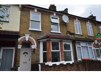 *NEWLY REFURBISHED TWO BEDROOM HOUSE* in east ham with two receptions , garden