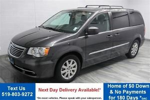 2016 Chrysler Town & Country TOURING DUAL DVD+BLU-RAY CAMERA! PW