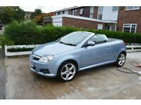 VAUXHALL TIGRA WITH FULL SERVICE HISTORY GREAT RUNNER CATCH YOUR BARGAIN FOR THE INDIAN SUMMER