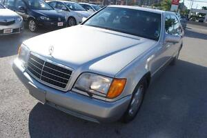 1992 Mercedes-Benz 500 SEL POWER GROUP  |  ONLY 35800KM  | LIKE