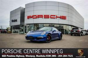 2013 Porsche 911 4S Certified Pre-Owned With Warranty Available