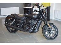 Harley-Davidson Street 750cc