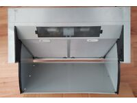 Integrated Cooker Hood. 60cm width. NEW in box
