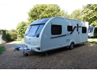 2016 Swift Challenger 590 - 1 owner from new, immaculate condition, 6 berth luxury caravan