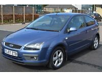Ford Focus 1.8 Zetec Climate £1,999 Service history 2keys 2 owners 84,000 miles Manual 1798cc Petrol