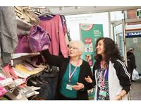 Volunteer retail Assistants - PDSA Charity Shop, Colchester