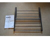 IKEA PORTIS – Clothes Wall Drying Rack