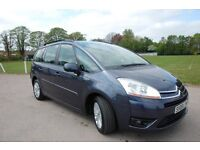 Citroen C4 GRAND PICASSO a great family car looking for a new home - due to company car.