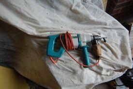 Wolf 110 volt heavy duty power drill