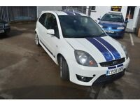 2006 FORD FIESTA ST MOT UNTIL OCTOBER 2018
