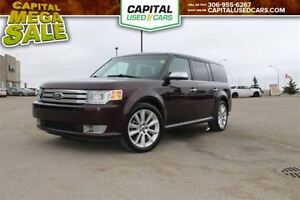 2011 Ford Flex Limited *Heated Seats *Leather *Sunroof