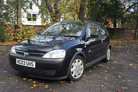 Vauxhall Corsa, 3 Door, Elegance 16V