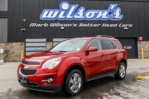 2014 Chevrolet Equinox LT V6! AWD! LEATHER! NAV! SUNROOF! REAR C