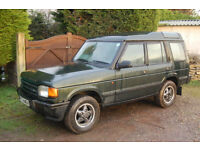 300Tdi Land Rover Discovery - Feb MOT / 4x4 Project - SALE AGREED