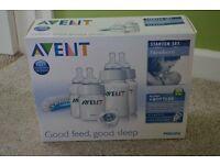 Avent Newborn Bottle Starter Set
