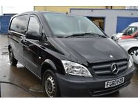 Mercedes Benz VITO 113 CDI 2010 in Immaculate condition with 2MOT 2017 NOVEMBER